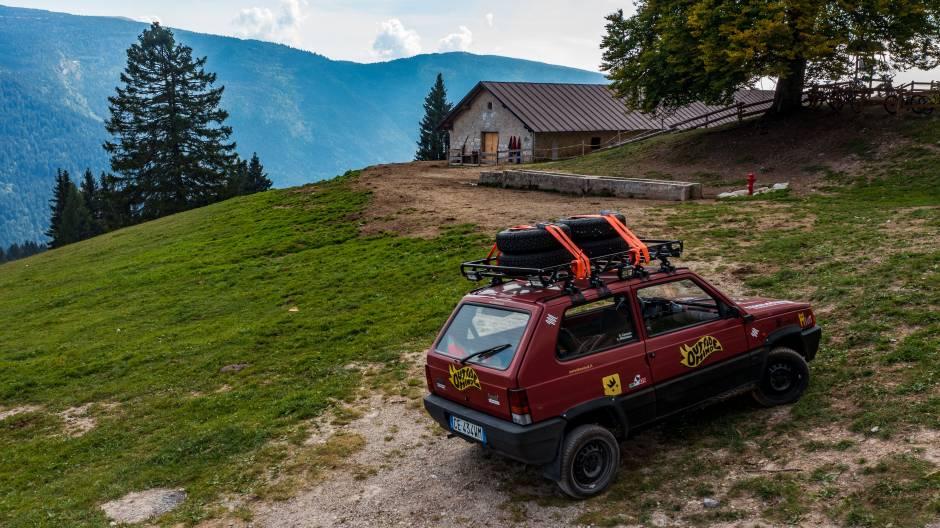 Gita a Malga Tovre sulle Dolomiti del Brenta