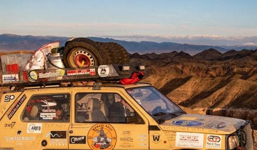 What's the Mongol Rally?